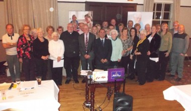 Volunteer celebration evening