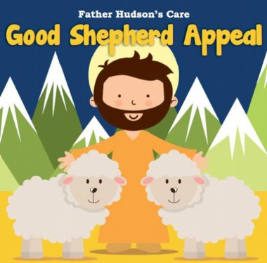 Good Shepherd Appeal poster