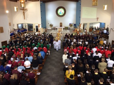 2019 Coventry Good Shepherd Mass